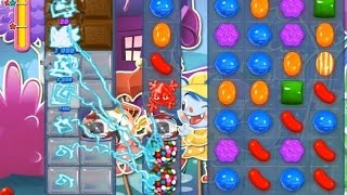 Download Candy Crush Saga Level 1242 ★★★ NO BOOSTER Video