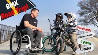 Download BMX Road Trip 2.0!! Video