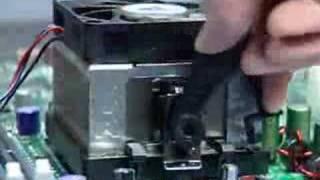 Download Installing a Processor and Heatsink Video