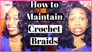 Download How I Care for my Kima Crochet Extensions! (4 Weeks+) Video