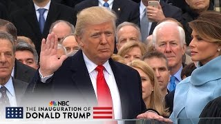 Download The 58th Presidential Inauguration of Donald J. Trump (Full Video) | NBC News Video