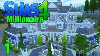 Download I'M RICH! - Sims 4 - The Sims 4 Millionaire Ep.1 Video