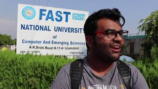 Download Fast NU Islamabad Welcome 2018 || The Fast Dream Video
