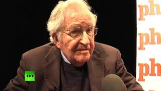 Download 'Take a look at Trump... is he anti-establishment?' - Noam Chomsky to RT Video