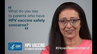 Download Addressing Parents' Safety Concerns around HPV Vaccine: Dr. Alix Casler Video