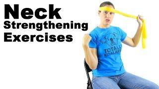 Download Neck Strengthening Exercises - Ask Doctor Jo Video