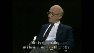 Download Milton Friedman on his Ideal Society Video