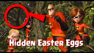 Download The Incredibles Easter Eggs, Let's Find All Pixar's Hidden Secrets! Video
