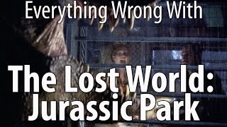 Download Everything Wrong With The Lost World: Jurassic Park Video