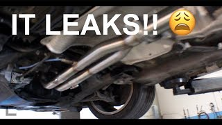 Download Installing PLM header on the TSX! Video