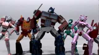 Download PSY - GANGNAM STYLE (강남스타일) ft. TRANSFORMERS Video