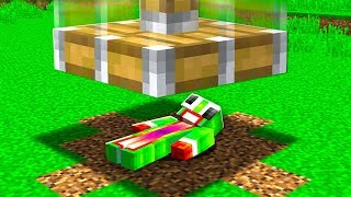 Download I WAS CRUSHED IN MINECRAFT! Video