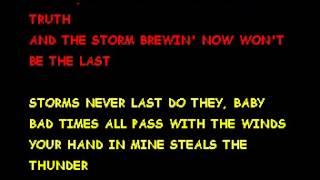 Download STORMS NEVER LAST- WAYLON JENNINGS[KARAOKE] Video