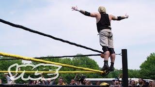 Download Inside America's Most Violent Wrestling Deathmatch Video
