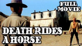 Download DEATH RIDES A HORSE   Da uomo a uomo   Lee Van Cleef   Full Western Movie   English   HD   720p Video