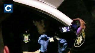 Download У Києві поліцейські затримали водія із наркотиками в аптечці Video