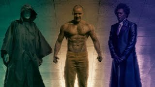 Download Glass: How the Heck did Unbreakable Get a Sequel? - Comic Con 2018 Video