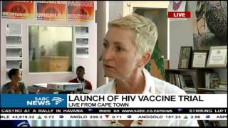 Download Western Cape sees the launch of the HIV vaccine trial Video