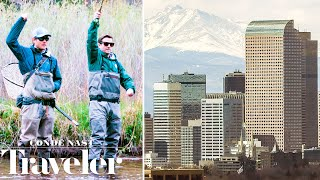Download Why Denver was Voted America's Best City To Live in   Eat. Stay. Love.   Condé Nast Traveler Video