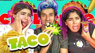 Download EL MÁS ASQUEROSO TACO CHALLLENGE  LOS POLINESIOS RETO Video