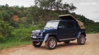 Download [XEHAY.VN] Mercedes-Maybach G650 Landaulet - xe off-road siêu sang 12 tỷ VNĐ Video