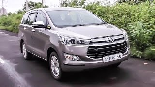 Download 2016 Toyota Innova Crysta - A Candid Review ! Video