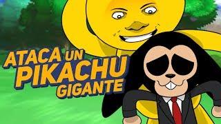 Download ROBLOX: ME COME UN PIKACHU GIGANTE | A Very Hungry Pikachu Video