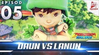Download BoBoiBoy Galaxy EP05 | Daun VS Lanun - (ENG Subtitle) Video