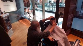 Download Muscular Dystrophy. Haircut. Razor. Beard trim. Beard Oil & Balm Video