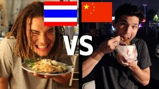 Download STREET FOOD SHOWDOWN: Beijing vs. Bangkok Video