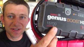 Download Scientific Tool Review #2: NOCO GB70 JumpStarter -Part 1 Video