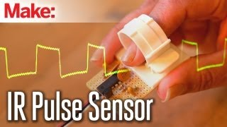 Download Weekend Projects - Infrared Pulse Sensor Video