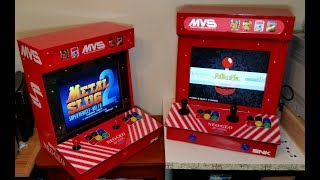 Download Build a Desktop Arcade Machine with Raspberry Pi 3 and Retropie: Super Turbo Pro Edition Video