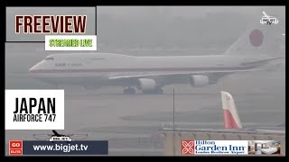 Download Bonus Show [PART 2] 10/1/19 - Japanese Government #AirForceOne - London #Heathrow Airport LIVE! Video