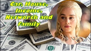 Download Emilia Clarke (Game Of Thrones) , Cars, Pet, House, Income, Networth And Family Video
