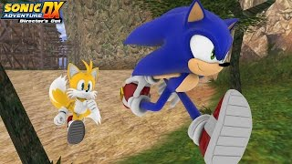 Download Sonic Adventure DX (PC) [4K] - Tails' Story (1/2) Video