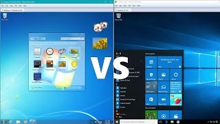 Download Comparing Windows 10 to Windows 7 Video