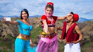 Download Aladdin & Genisa | Lele Pons & Anwar Jibawi Video