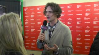 Download Matthew Gray Gubler Trash Fire Movie Sundance Video
