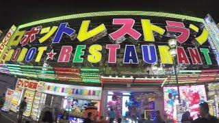 Download Amazing Robot Restaurant (ロボットレストラン) in Tokyo, Japan Video