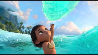 Download Disney's Moana: First International Trailer - Dwanye Johnson 4K Video