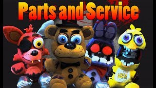 Download FNAF Plush - Parts And Service Video