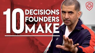 Download 10 Decisions Founders Have to Make Video