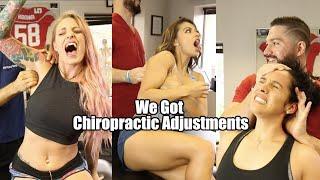 Download Fitness Models get their Bones cracked! (massive compilation) Video