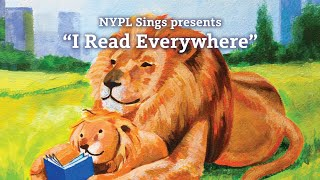 Download I Read Everywhere - NYPL Sings Songs for Our Children Video