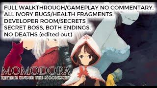 Download Momodora: Reverie Under the Moonlight Walkthrough [Endings] Video