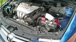 Download Acura TSX Short Ram Air Intake Upgrade for $30 Video