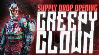 Download CREEPY CLOWN! (Advanced Supply Drop Openings) Video