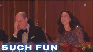 Download Mirand Asked To Join Prince William to be a Comedian - Very Funny - Such Fun Video