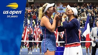 Download Ashleigh Barty and CoCo Vandeweghe Win Their First Grand Slam Title Video